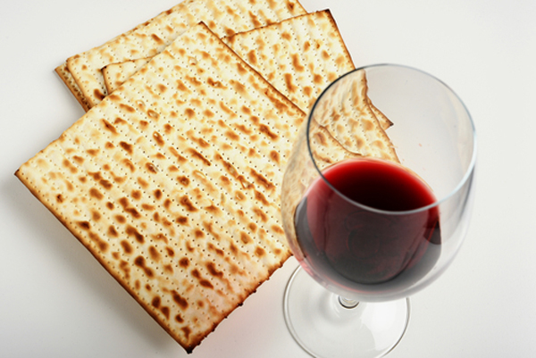 Communion Matzah